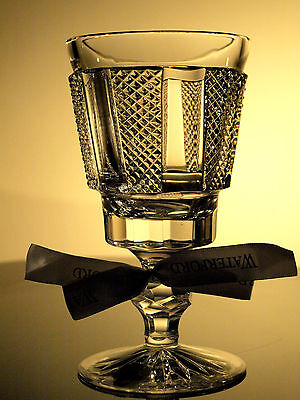 Waterford Crystal Hibernia Large 10 Oz Goblet, Brand New Very Rare