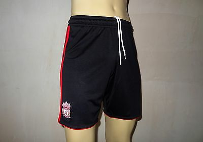 Adidas Black Climacool Liverpool Lfc Football Shorts With Tags