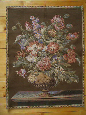 "A Stunning French Classical Style Wall Hanging/Tapestry(34"" x 26"")"