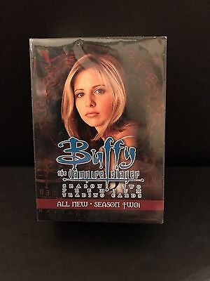 Buffy The Vampire Slayer Season Two Trading Cards Base Set