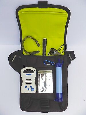 BE PREPARED FOR THE UNEXPECTED ! Essential Survival Kit Emergency Preparedness