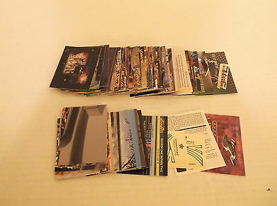 1995 Skybox Star Trek Voyager Season 1 Series 2 Complete 90 Trading Card B. Set