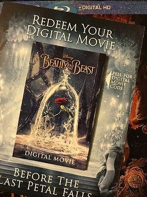 Beauty and the Beast 2017 Movie USA Only