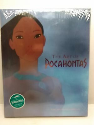 The Art of Pocahontas by Stephen Rebello - New (1st Edition) • $40.00
