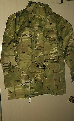 British Army Jacket Smock MTP Petroleum protective GORE-TEX Size:160/96 NEW
