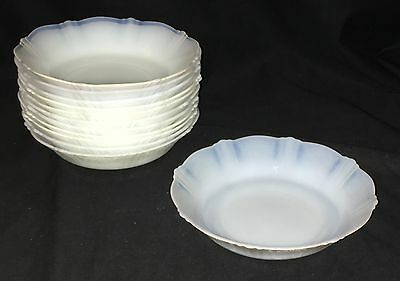 "12 Macbeth Evans AMERICAN SWEETHEART MONAX *6"" CEREAL BOWLS*"