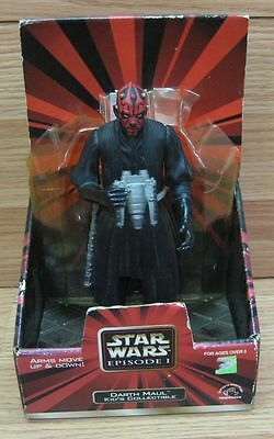 Star Wars Episode 1 Darth Maul Kid's Collection Toy Figurine **NEW**