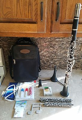 Leblanc Noblet Paris 27 Bb Clarinet With Case & Accessories