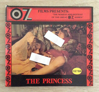 8mm Adult Film The Princess From OZ Films Color Erotica Movie OZ #88