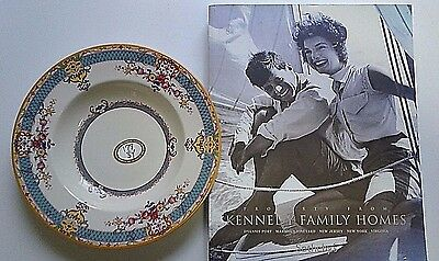 John F Kennedy Owned And Used By Jfk Soup Bowl Provenance Sotheby's Auction 2005