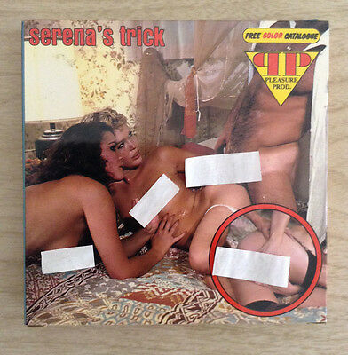 8mm Adult Film Pleasure Productions Serenas Trick Number 2084