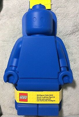 Lego Minifigure Silicone Cake Candy Jello etc Mold-Oven Microwave Freezer 853575