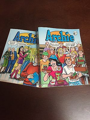 Archie Comics 2 Archie French Comic Book