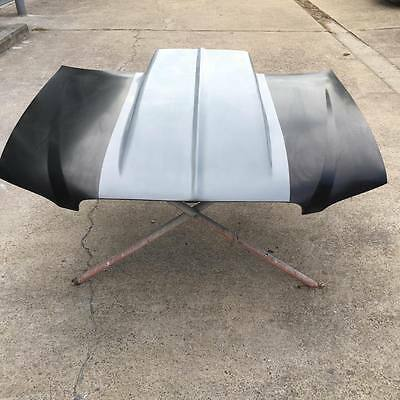 Ford Ba / Bf 4 Inch Reverse Cowl Bonnet Scoop
