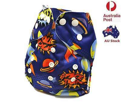 Boyish Breathable Modern Cloth Nappies Cloth Nappy Baby Pants Pilchers  (D167)