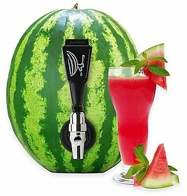 Watermelon Keg Tapping Kit party beer drink dispenser cocktail beverage faucet