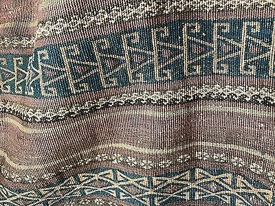 Old Kurdish Nomadic Tent Rug …beautiful collection & accent piece
