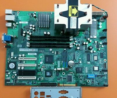Server HP PROLIANT ML310 G5 MAINBOARD+CPU+DISSIPATORE+RAM