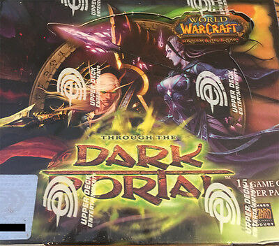 World of Warcraft TCG - Through the Dark Portal - WoW Booster Box New Sealed