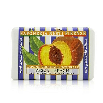 Nesti Dante Le Deliziose Natural Soap - Peach 150g Bath & Shower