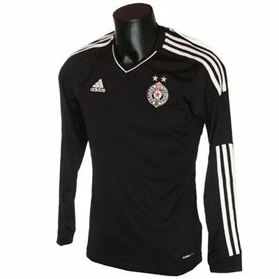 F.C. Partizan Belgrade football jersey trikot NEW with tags long sleeves