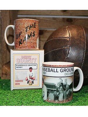 Derby County Baseball Ground Retro Mug