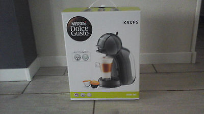 Dolce Gusto Krups Mini Me Yy1500Fd Noir Anthracite