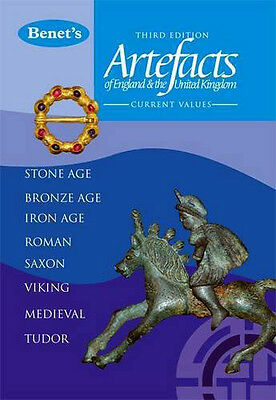 Benet's Artifacts 3rd Edition ( REFERENCE ) A MUST HAVE DETECTING BOOK
