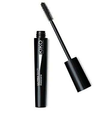KIKO ULTRA TECH MASCARA.Volume mascara with flexible elastomer brush BNIB