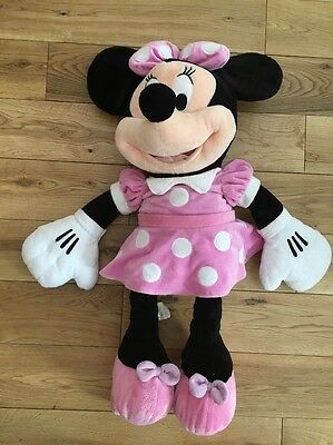 Giant Minnie Mouse Soft toy From Disney Store 75 Cm