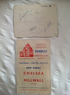 millwall signed