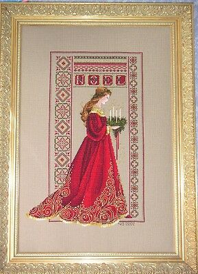 Celtic Christmas - Cross Stitch Chart - Free Postage
