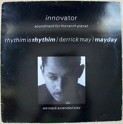 "Mayday ‎– Innovator - Soundtrack For The Tenth Planet (12"",Vinyl)"