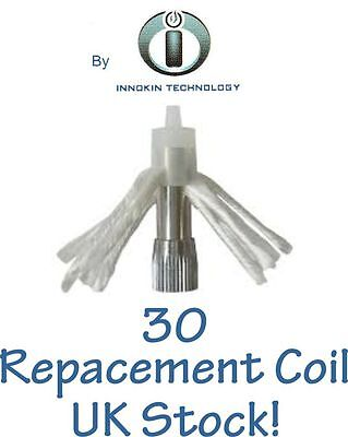 10 x, 5 x and 1 x iClear30 Dual Replacement Coils 100% Genuine Innokin