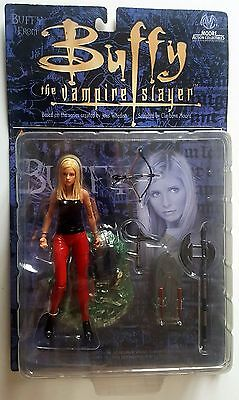 Buffy Vampire Slayer: Buffy (Red Pants) (Action Figure) unopened sealed in box