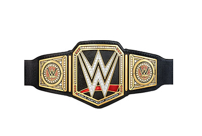 Heavyweight Wrestling World Title Belt Championship Wwe Commemorative Replica