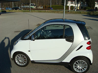 SMART fortwo   PASSION   ######### NEUES ÖAMTC-PICKERL   #######################