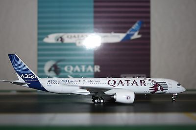 Phoenix 1:400 Airbus Industries A350-900 F-WZNW 'Qatar' (PH4AIR1151) Model Plane