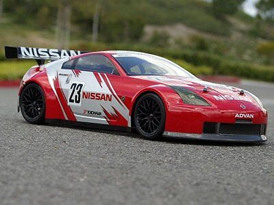 RARE - Carrosserie HPI Nissan Nismo 7516 (300mm) Compatible WR8