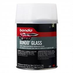 Bondo 272;Body Filler;Use To Repair Fiberglass/ Wood/ Metal/ Aluminum/ 2.9lb