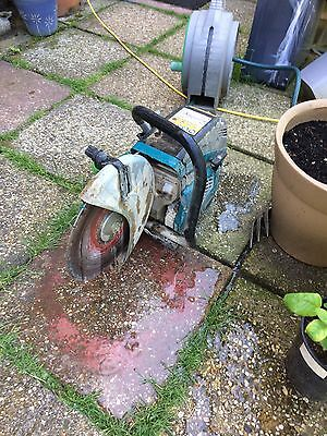 Makita Petrol Disc Cutter