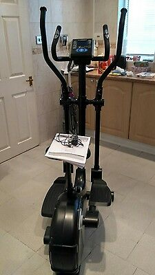 Roger black gold cross 2 in 1 cross trainer