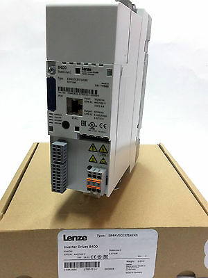 Lenze 8400 StateLine C E84AVSCE3714SX0 Inverter Drives 0.37kW Three Phase 16.02
