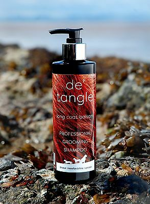 DE' TANGLE Professional Grooming Shampoo 250ml (Concentrate) Makes 5 Litres