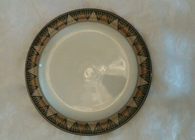 Denby Boston Spa Dinner Plate 10.5  Inches First Quality Pristine