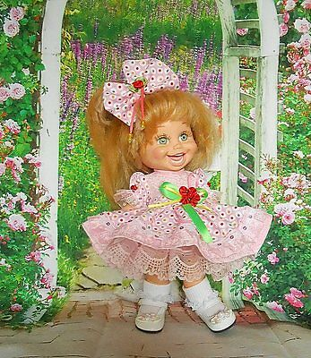 dress doll baby face