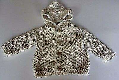 babyGap Infant Cable knit cotton blend sweater 3-6 months