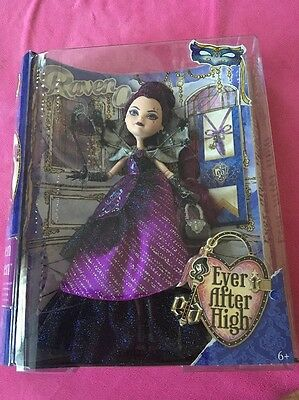 💕Ever After High Raven Queen Thronecoming Doll Brand New!!💕