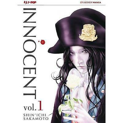 INNOCENT 1 2 3 4 5 6 7 8 9 COMPLETA - MANGA J-POP jpop - NUOVO