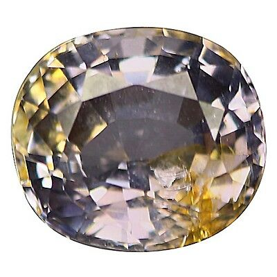 Echte Rose Spinell . Oval .6.99 x 6.17 x 4.30 mm. 1,54 ct